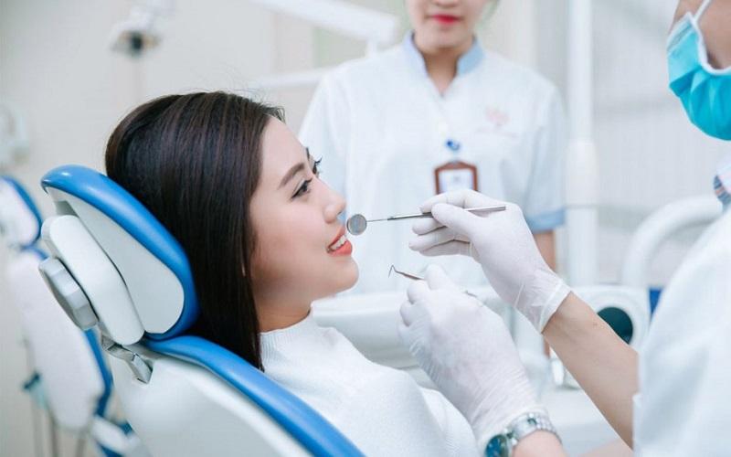 Quy trình điều trị sâu răng