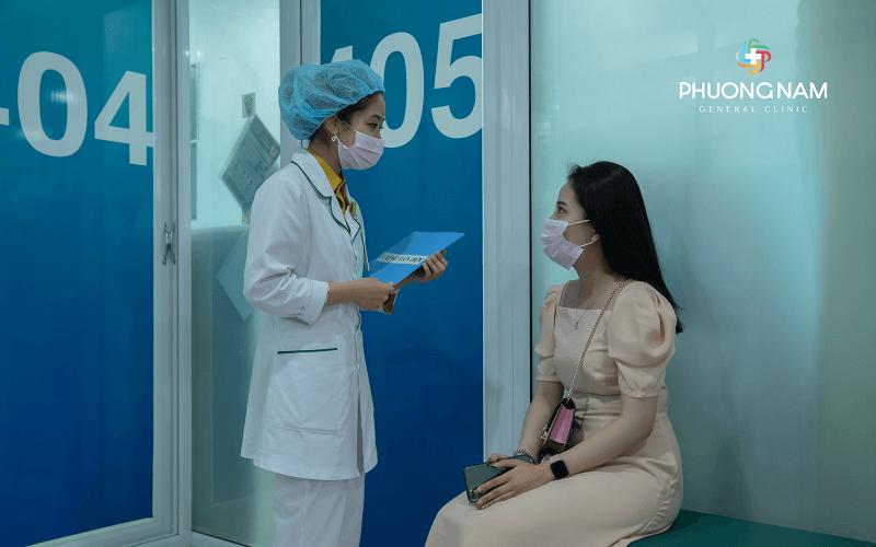 Khắc phục tình trạng chảy máu tử cung tại Đa khoa Phương Nam
