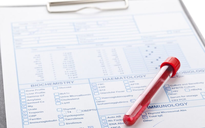 Xét nghiệm máu a.f.p là gì?