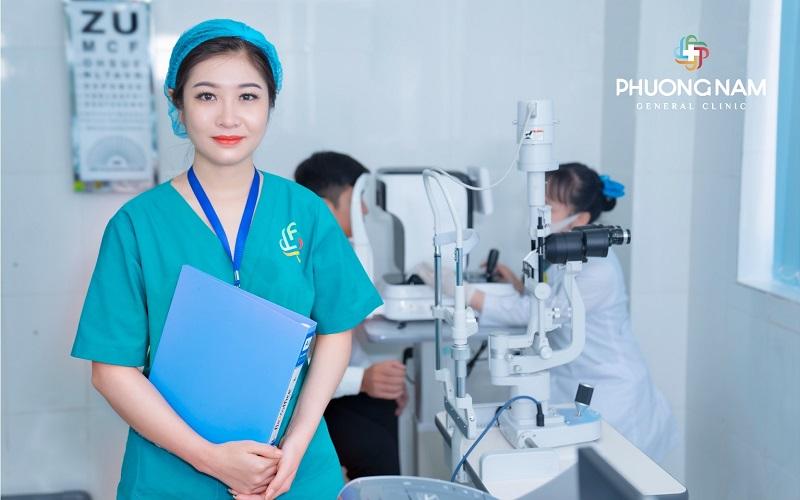 Đa khoa Phương Nam - Địa chỉ cắt kính cận thị uy tín
