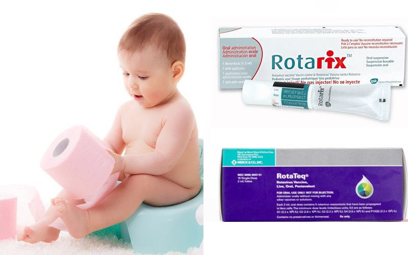 Có nên cho trẻ uống vacxin Rota -1