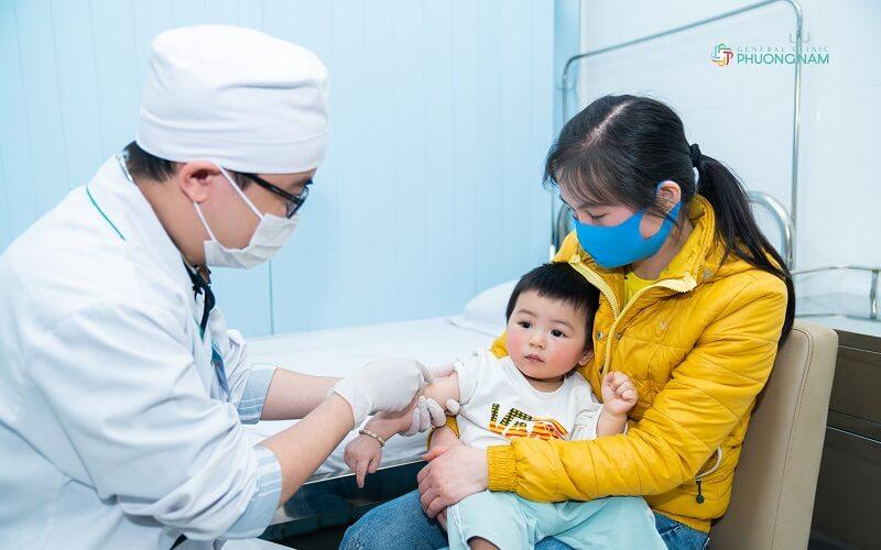 Uống vacxin ngừa tiêu chảy Đà Lạt