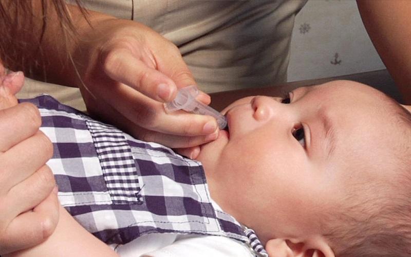Lịch uống vacxin ngừa tiêu chảy