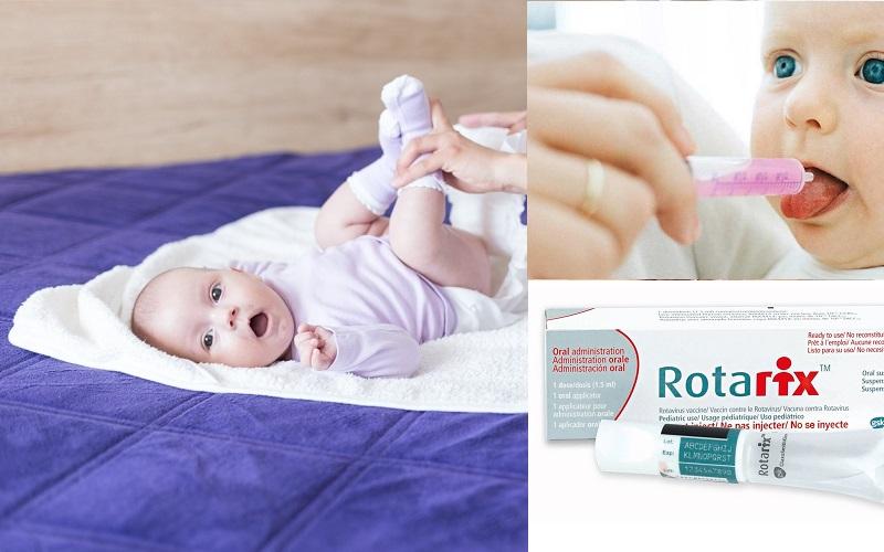 Vacxin Rota có trong tiêm chủng mở rộng không