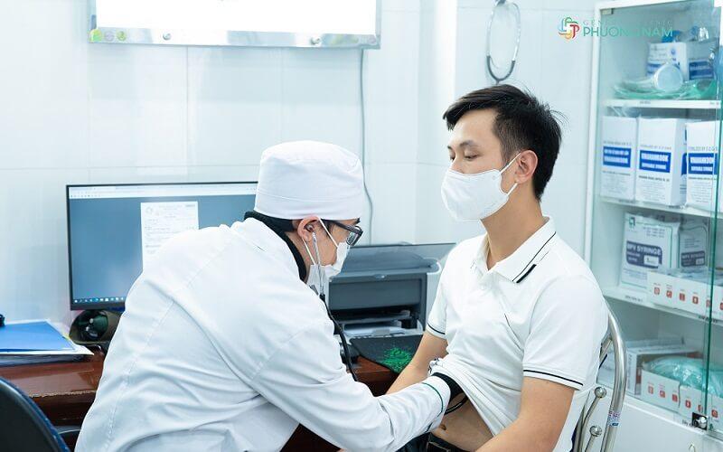 Khắc phục viêm phổi hiệu quả tại Đa khoa Phương Nam