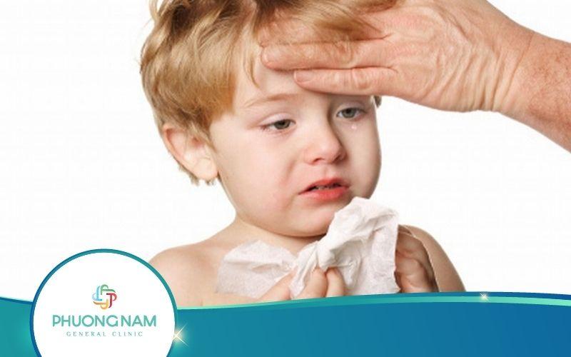 Bệnh Cảm Cúm Ở Trẻ Em Nên Điều Trị Và Phòng Chống Thế Nào?
