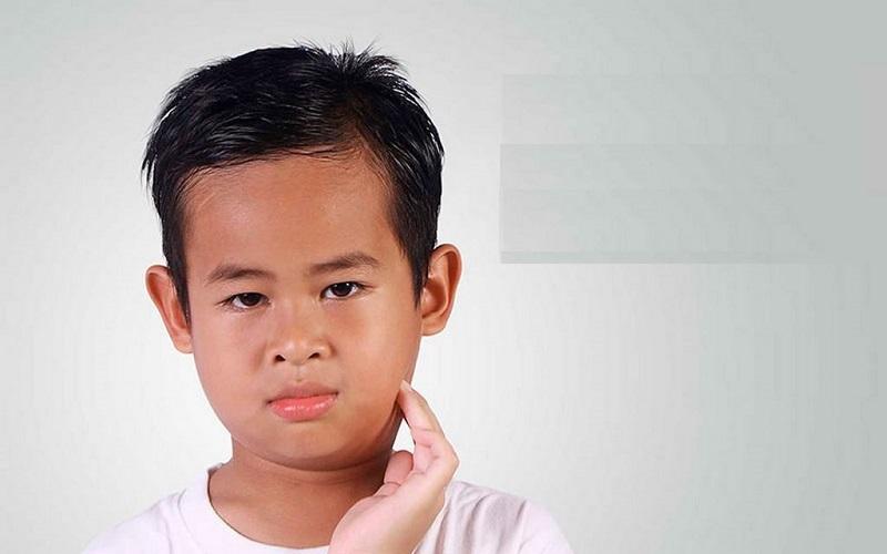 Bệnh quai bị ở trẻ em