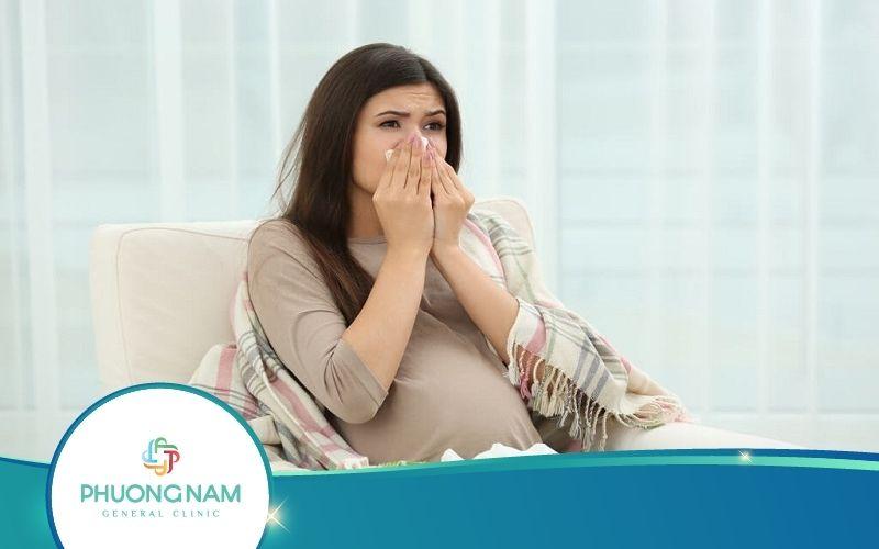 Cảm Cúm Khi Mang Thai Tháng Thứ 7 Nguy Hiểm Như Thế Nào?