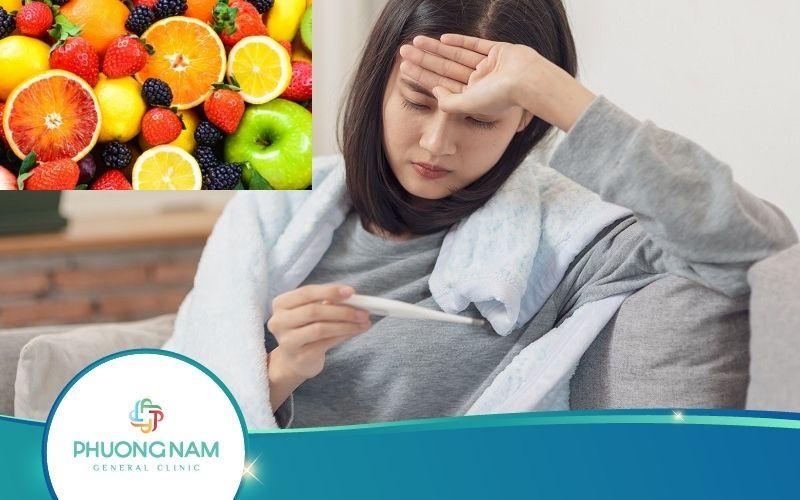 Cảm Cúm Nên Ăn Trái Cây Gì? Top 10 Loại Quả Tốt Nhất Khi Cúm
