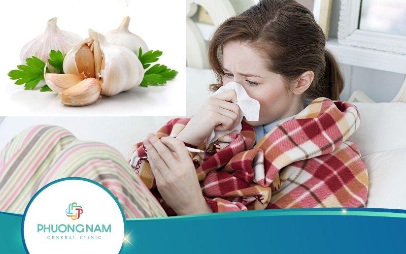 Top 8 Cách Chữa Cảm Cúm Bằng Tỏi Tại Nhà Hay Nhất